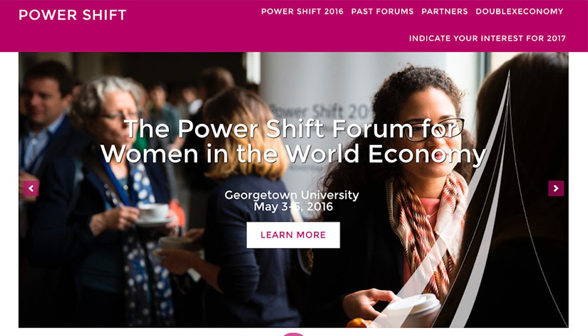 Power Shift Forum